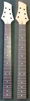 Wyrd Tiltback Guitar Neck