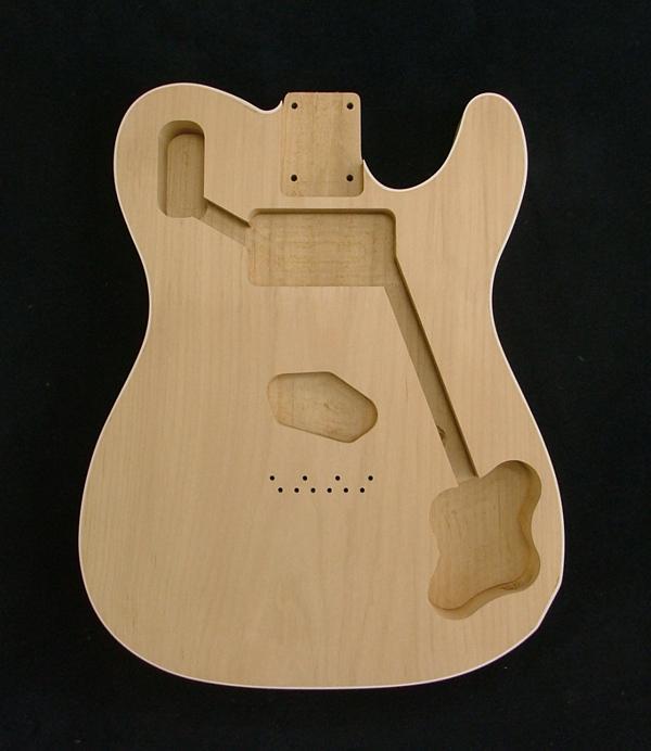 one piece double bound alder tele custom body guitar body best guitar parts. Black Bedroom Furniture Sets. Home Design Ideas