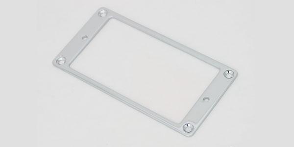 Flat Metal Humbucker Mounting Rings Dimensions