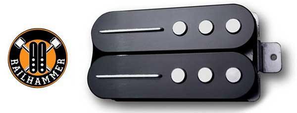 Railhammer Hyper Vintage Guitar Pickup Dimensions