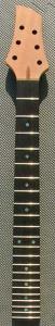 Wyrd 3x3 Tiltback Neck Mahogany-Ebony 24-3/4 Image