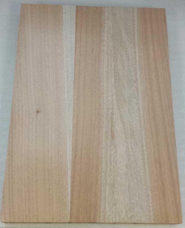 Multi-piece Mahogany Body Blank Dimensions
