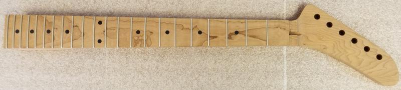 K6 Roasted Maple Guitar Neck Image