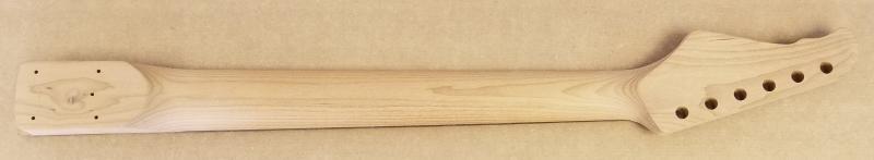 S6 24 fret roasted maple Guitar Neck  Image