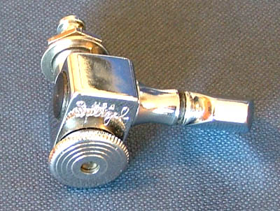 Sperzel Locking Tuners Dimensions
