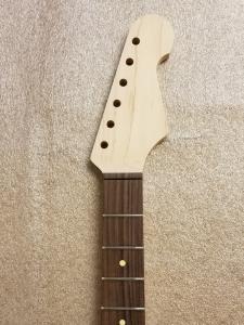 U2 Maple/Rosewood Guitar Neck Image