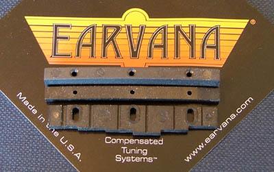 Earvana Fender® Retrofit Nut Dimensions