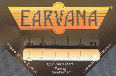 Earvana Gibson® OEM Nut Dimensions