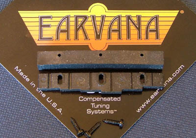 Earvana Gibson® Retrofit Nut Dimensions