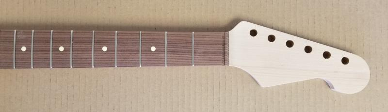 Quartersawn Maple/Pau Ferro U2/Strat Neck Image