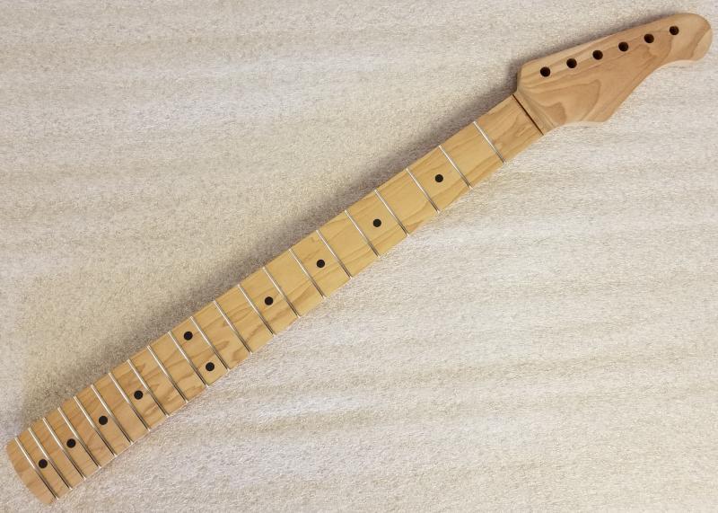 Roasted Maple/Roasted Maple R6 Guitar Neck Image