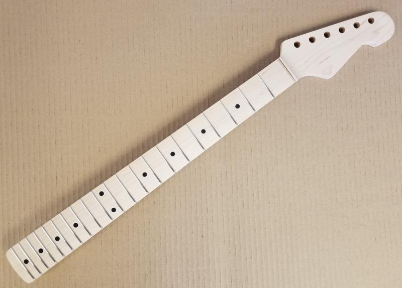 Maple/Maple U2/Strat Guitar Neck Image