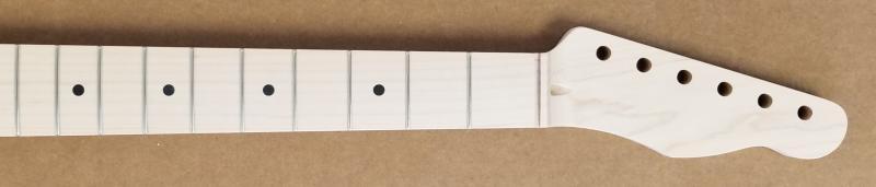 Maple/Maple U1/Tele Guitar Neck Image