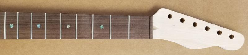 Maple/Pau Ferro 24-3/4 Conversion Neck Image