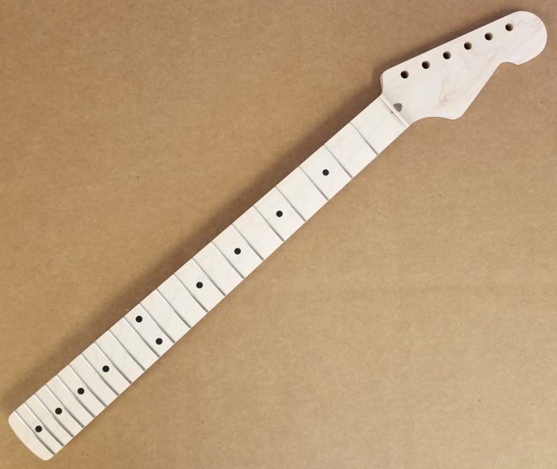1pc Maple U2/Strat Guitar Neck Image