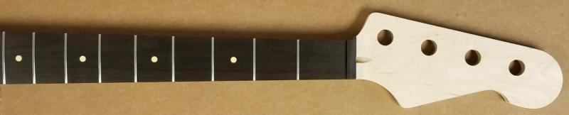 Maple/Ebony UB2 Bass Guitar Neck Image