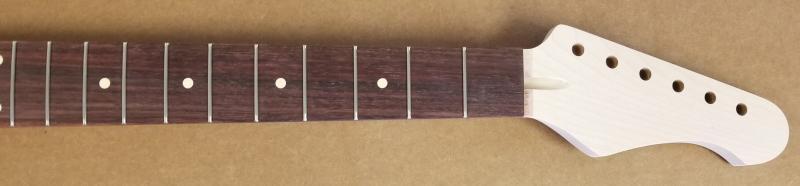 Maple/Rosewood R6 Tiltback Guitar Neck Image