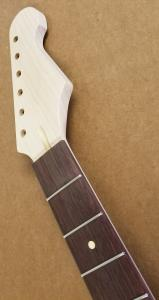 Maple/Rosewood U2 Strat Tiltback Guitar Neck Image