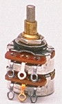 500K Concentric Potentiometer Image
