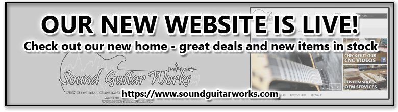 Welcome to Best Guitar Parts - The Best Parts at the Best Prices