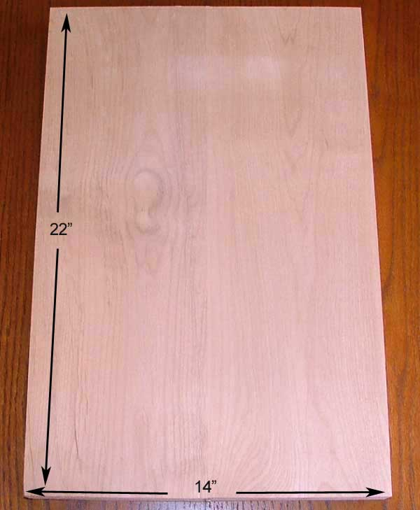 Alder Electric Guitar Body Blank Raw Material Best Guitar Parts